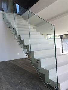 Garde Corp Escalier : garde corps en verre rouen ~ Dallasstarsshop.com Idées de Décoration