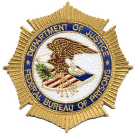 federal bureau of prisons badge images