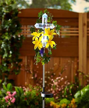 Solar Garden Stakes by Garden Decor Front Lawn Decorations Led Solar Lights