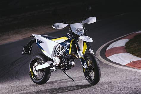 Husqvarna Supermoto 701 Image by Motorfreaks Eerste Test Husqvarna 701 Enduro En 701