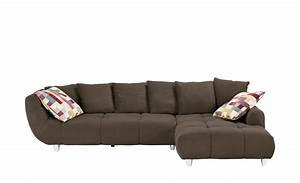Ecksofa Breite 200 Cm : ecksofa imke breite h he 90 cm braun online kaufen bei woonio ~ Bigdaddyawards.com Haus und Dekorationen