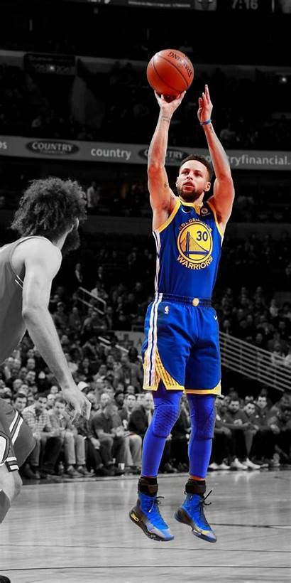 Curry Steph Wallpapers Iphone Shot Stephen Wallpapercave