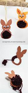Ostern Basteln Mit Kindern : osterhasen basteln mit kindern und kleinkindern basteln mit kindern basteln osternest ~ Buech-reservation.com Haus und Dekorationen