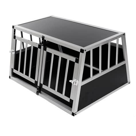 box auto per cani box auto per cani in alluminio per il trasportino