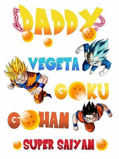 Vegeta Badass Daddy Goku Shirt Strong