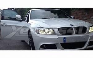 Bmw E90 Scheinwerfer Lci : bmw e90 lci led angel eyes e91 facelift 20w h10w cree ~ Jslefanu.com Haus und Dekorationen