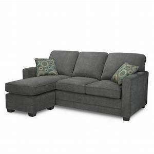 simmonsr 39stirling39 queen sofa bed with chaise sears With sears sectional sofa with chaise