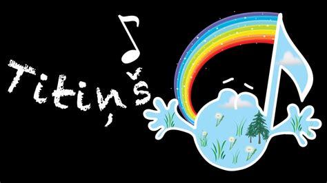 Dziedi kopā ar draugu Titiņu  43  Radot mūziku - YouTube