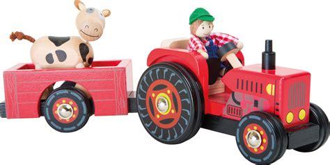 traktor mit anhänger traktor mit anh 228 nger bauernhof spielwelten fahrzeuge