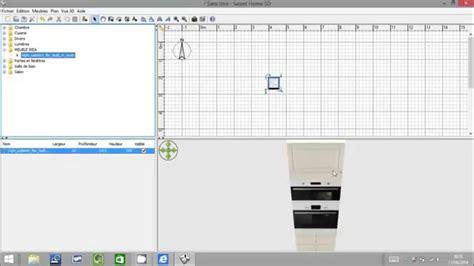cuisine plan 3d plan cuisine 3d ikea cuisine et blanc ouverte en u