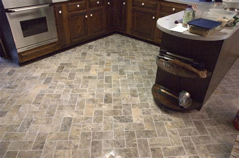 herringbone tile floor kitchen kitchen tile layout patterns tile design ideas 4178