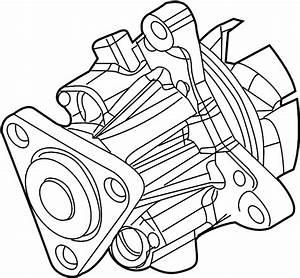 Ford Explorer Engine Water Pump