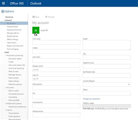 Office 365 Quota by Office Of Information Technology Quotas