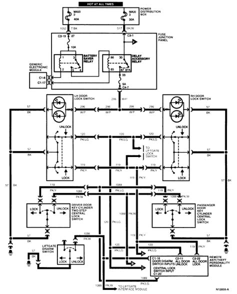 Mercury Mountaineer Wiring Diagram by 2000 Mercury Mountaineer Ignition Diagram Html