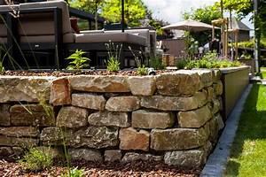 Steine Für Terrasse : steine gartenbau leufgen ~ Michelbontemps.com Haus und Dekorationen