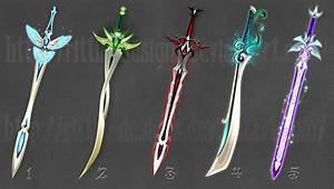 Swords adopts 11 (CLOSED) by Rittik-Designs   Weapons ...