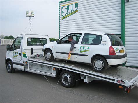 Chauffeur Porte Voiture by Camion Porte Voiture Vl Cu 1300 Kg Junien