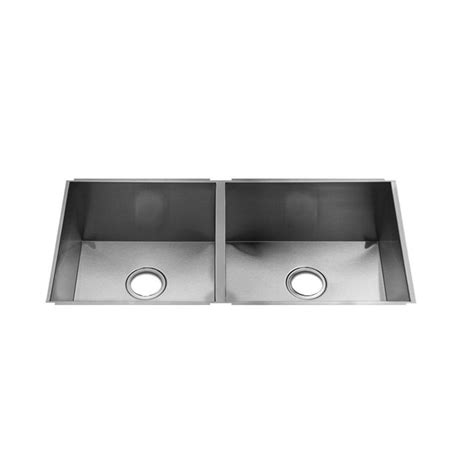 edge guard for undermount sinks julien urbanedge collection undermount sink with double