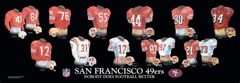 san francisco ers uniform  team history heritage