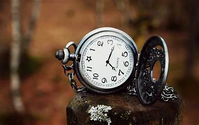 Clock Pocket Wallpapers Clocks Focus Wood Dial