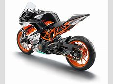 KTM RC 390 Review and First Look B4Bike
