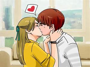 3 Ways to Get a 13 Year Old Boy to Kiss You - wikiHow