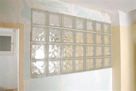 cloison verre cuisine cloison en briques de verre bricolage avec robert cloison