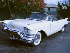 Cadillac Eldorado Cabriolet : 1957 cadillac eldorado biarritz convertible 161036 ~ Medecine-chirurgie-esthetiques.com Avis de Voitures