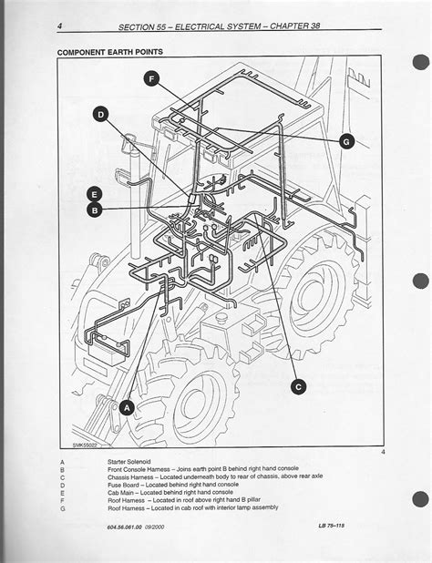 New Holland Wiring Diagrams Engine Diagram Images