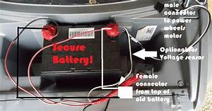 Marine Battery Wiring Harness Diagram