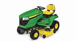John Deere X350 Lawn Tractor Maintenance Guide  U0026 Parts List