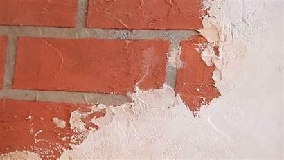 Brick Paint Wall Tile Techniques Looks Outdoor