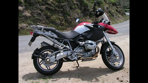 A Review Of The Bmw 1200 Gs Adventure Bike