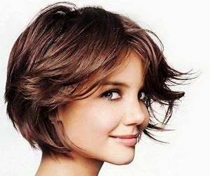 Coupe Mi Courte Femme : coupe cheveux mi court femme oh moving ~ Nature-et-papiers.com Idées de Décoration