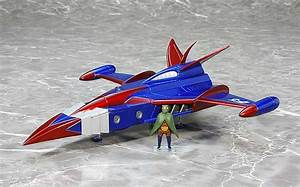 Battle Of The Planets Gatchaman G-1 Diecast Vehicle ...