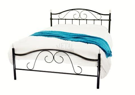 Plain Metal Bed Frame by Description Dimensions Reviews 4ft 6 135cm Soothe