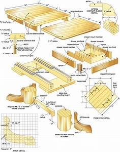 Bird Table Plans Blueprints Bird Cages