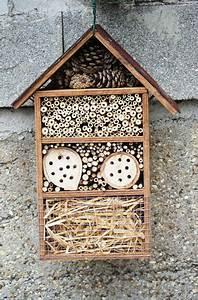 Nichoir A Insecte : h tels et nichoirs insectes a se passe au jardin ~ Premium-room.com Idées de Décoration