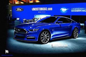 Next Generation (2015) Ford Mustang Visualized : Automotive Addicts