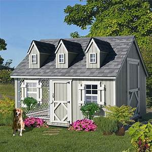 little cottage cape cod cozy cottage kennel dog house With the dog house boarding