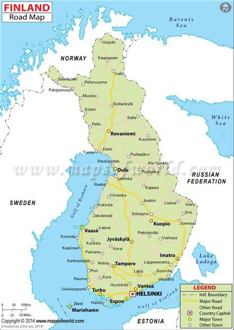 images  visit finland maps  pinterest