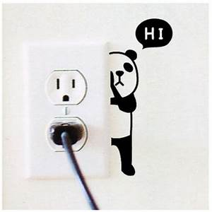 20 best ideas about wall plug on pinterest small With wall sticker outlet