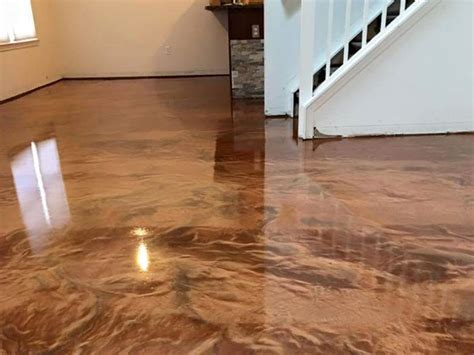 Metallic Floors in Lahore Pakistan   Hotel floors