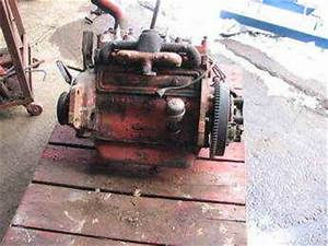 Used Farm Tractors For Sale  Farmall Cub C60 Engine  2009