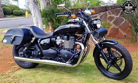 Charger Single Strap Saddlebags Cruiser Motorcycle Saddlebags