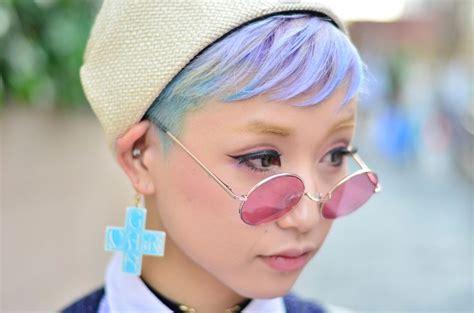 26 Best Chic Pastel Pixie Cuts Images On Pinterest
