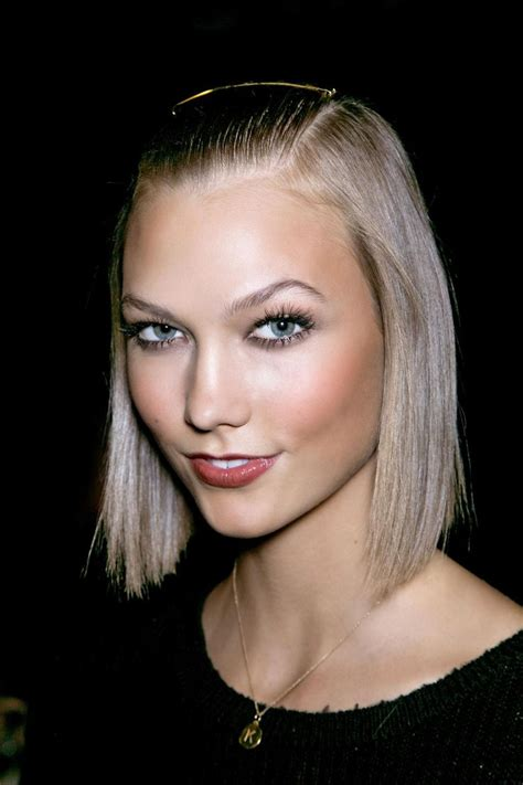 The Best Karlie Kloss Short Hair Ideas Pinterest