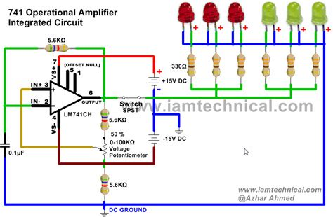 Lmhc Operational Amplifier Astable Circuit