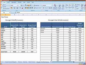 rental property spreadsheet template 9 rental property spreadsheet template excel