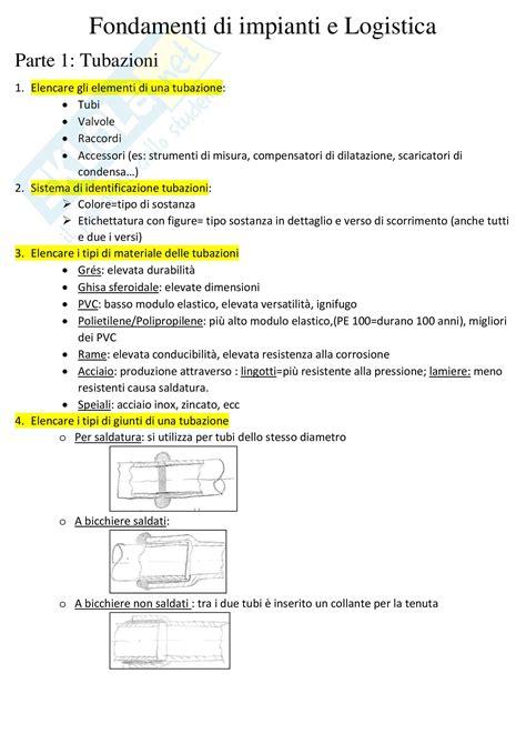 Dispense Impianti Industriali by Programmazione Della Produzione Dispense